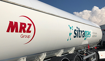 Sitragas truck